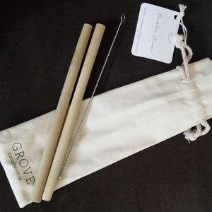 Bamboo straws 2